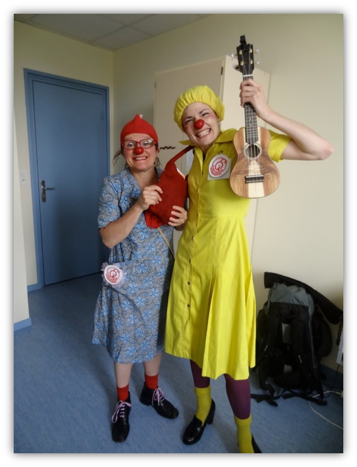 angers clowns hopital