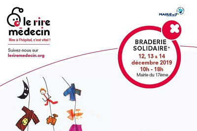Braderie solidaire 2019