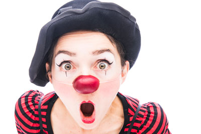 Questions à Camille, comédien-clown à Paris