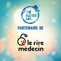 THEBUBBLEDAY RireMedecin post avril15