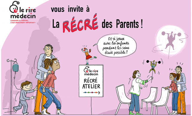 affiche Recre des parent