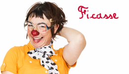 clown ficasse
